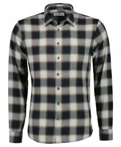 No Excess overhemd - modern fit - grijs
