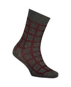 Falke sokken - 125 years - bruin