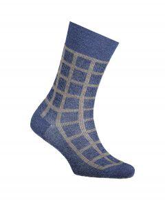 Falke sokken - 125 Years - blauw