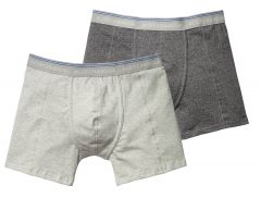Scotch & Soda boxers 2-pack - grijs