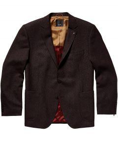 sale - Digel colbert - regular fit - rood