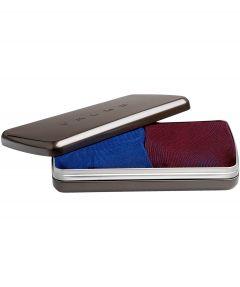 Falke sokken - giftbox 2-pack - blauw