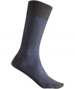 Falke sokken - fine shadow - grijs
