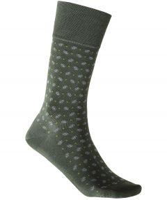 sale - Falke sokken - Sens Jabot - groen