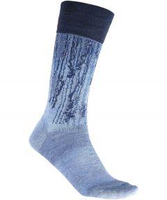 Falke sokken - lichtblauw