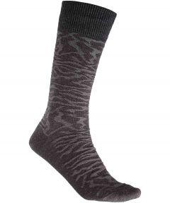 Falke sokken - Denim Addicted - antraciet