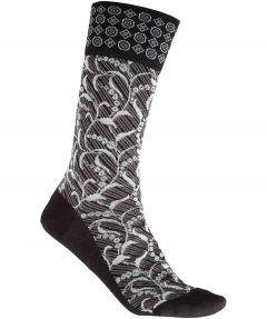 Falke sokken - zwart