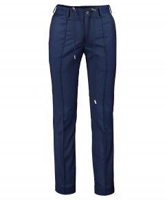 Nils mix & match pantalon - slim fit - blauw
