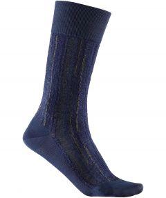 Falke sokken - Lizard - blauw