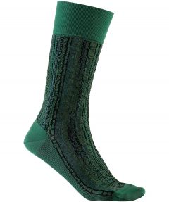 Falke sokken - Lizard - groen