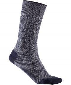 Falke sokken - Hook Denim - blauw