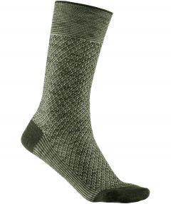 Falke sokken - Hook Denim - groen