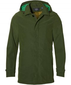 Scotch & Soda jas - slim fit - groen