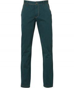 sale - Millwood broek - modern fit - groen