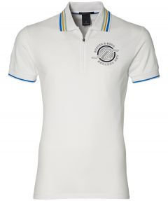 Scotch & Soda polo - slim fit - wit