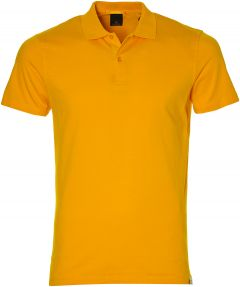 Scotch & Soda polo - slim fit - geel