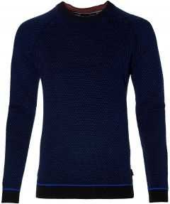 Ted Baker pullover - extra lang - blauw