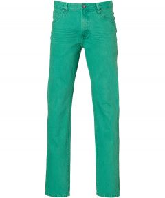 sale - Lion jeans - slim fit - groen