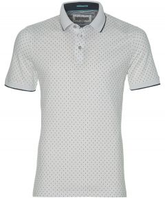 Ted Baker polo - slim fit - wit