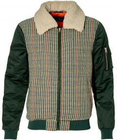 Scotch & Soda vest - slim fit - groen