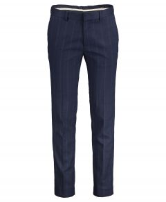 Scotch & Soda chino - slim fit - blauw