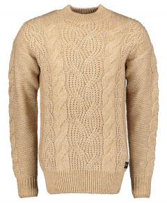 Scotch & Soda pullover - slim fit - beige