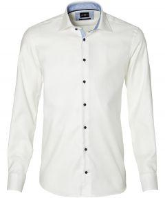 sale - Jac Hensen overhemd - extra lang - wit