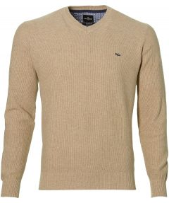 sale - Jac Hensen pullover - modern fit - beige