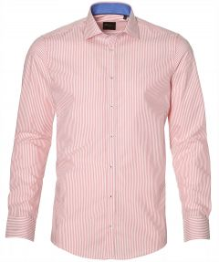 Venti overhemd - slim fit - roze
