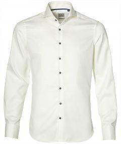 Nils trouwoverhemd - body fit - ecru
