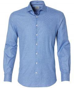 Jac Hensen Premium overhemd -slim fit - blauw