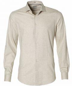 Jac Hensen Premium overhemd -slim fit - beige