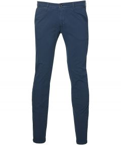 Four.ten pantalon - slim fit - blauw