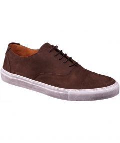 Hensen sneaker - bruin