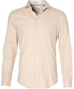 Jac Hensen Premium overhemd - slim fit- beige