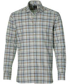 Jac Hensen overhemd - extra lang - beige