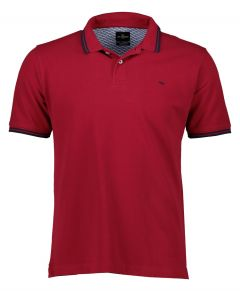 Jac Hensen polo - modern fit - rood
