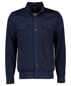 Jac Hensen Premium vest - slim fit - blauw