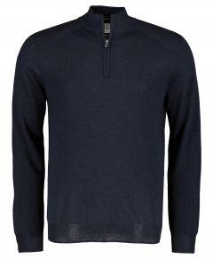 Jac Hensen Premium polo - slim fit - blauw