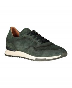 Jac Hensen sneaker - groen