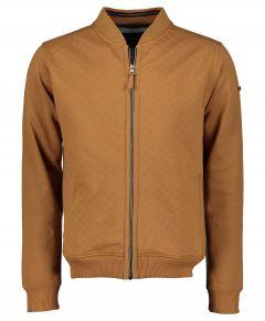 Jac Hensen vest - modern fit - bruin