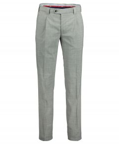 Meyer pantalon Milano - slim fit - grijs