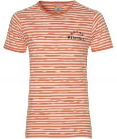Dstrezzed t-shirt - slim fit - oranje