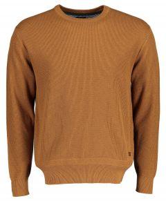 Jac Hensen pullover - modern fit - bruin
