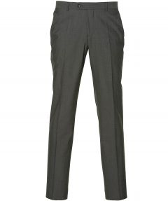Nils mix & match pantalon - slim fit - grijs