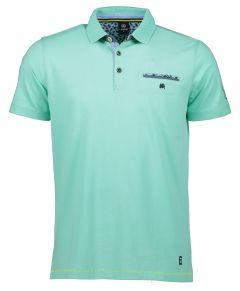 Lerros polo - regular fit - goen