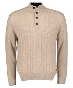 Jac Hensen polo - modern fit - beige