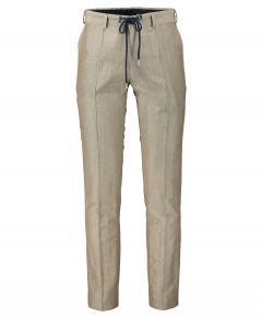 Nils mix & match pantalon - slim fit - beige