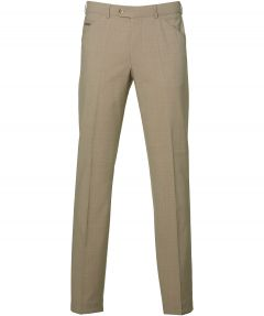 sale - Meyer pantalon Chicago - modern fit - beige