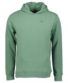 Dstrezzed basic hoody - slim fit - groen